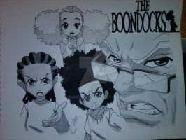 Boondock Final by DamCee