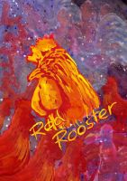 Red Rooster by Renegade-Hamster
