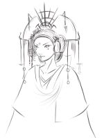 Queen Amidala by Vigil42