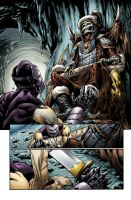 SnakeEyes ish4 page 22 by spidermanfan2099