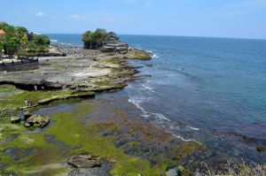 Tanah Lot Temple, Bali, Indonesia by Shelter85