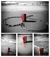 Coca cola passion. by Heleneee