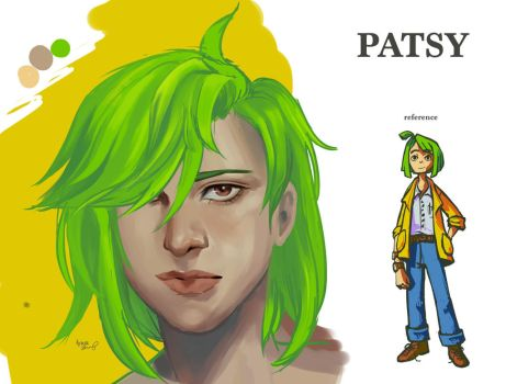 Patsy - Improbable Cause by Aeime