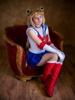 Sailor Moon: Thoughtful. by LilBluPenguinCosplay
