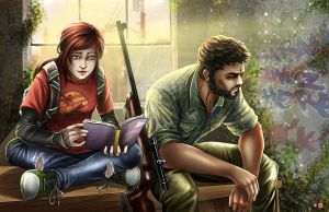 Last of Us by TyrineCarver