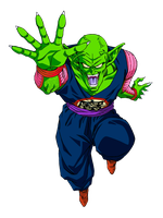 Piccolo  Daimao by Feeh05051995