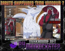 Han Gobi Jinchuuriki Theme Windows7 by Danrockster