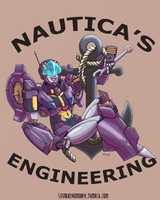 Nautica's Engineering by SilverXenomorph