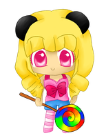 Mikas new outfit and hair by Kittur-puff