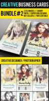 Creative Business Card Bundle 2 by ShermanJackson