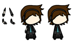 Custom Walfas: Me With Powers by Unknownfalling
