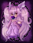 Violet Rose by TurquoiseWolfStar7