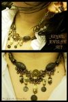 Azrael Jewelry Set by JynxsBox
