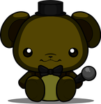 .:Golden Freddy:. by xHisLittleAngel