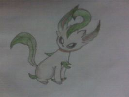 Leafeon :3 by LizSch