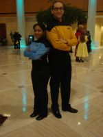 Cosplay Check: Trekkies 1 by Rhythm-Wily