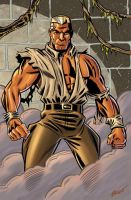Doc Savage by Brent Schoonover by KevinJConley1
