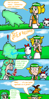 N and Bel , funny day by ChibiWendy