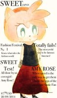 Amy Rose Magazine by CatBecker