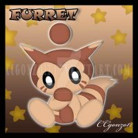 Prize: Furret Chao by CCmoonstar23