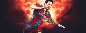 Messi X6 collab by PatrickeR