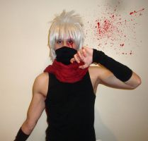 Kakashi - I won't get rid of your past feelings by Sid-Cosplay