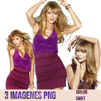 Taylor Swift PNG (leer descripcion para descarga) by ByMemiiEditions