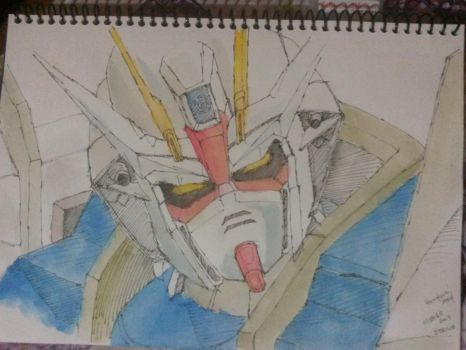 Mobile Suit: Strike from Gundam Seed by AirtonCS