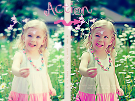 action make by me by lahona