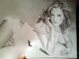 Emma Watson (WIP) by riefra
