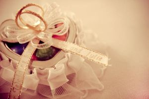Wedding favors by NiccyNightmare