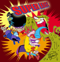Super Eds! by Edness-Madness