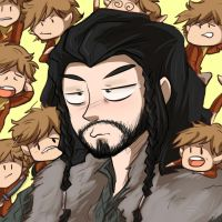 tH: dat hobbit by keterok