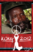 Kony for 2012 by Foshu