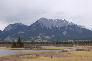 Rocky Mountains I by ByronGiant