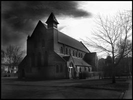 Dark Church by DiScObEaN