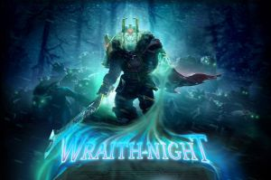 Dota 2 - Wraith-Night by m1sk4