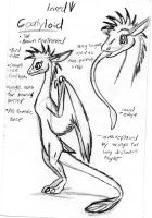 Quetzalcoatyloid (old Ref) by Dinoboy134