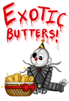 Ennard And The Butters by Aggablaze