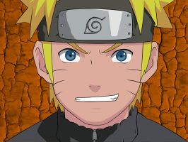Uzumaki Naruto - vector by CrazyAngel88