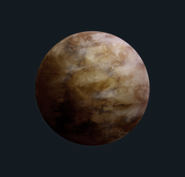 Planet - Halemn by Stock7000