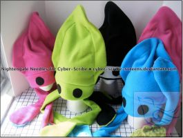 Squiddy Hats by Cyber-Scribe-Screens