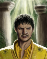 Oberyn by Mornardel