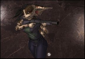 Art trade: Shauvin by Krinkels-R909