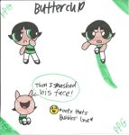 Buttercup wallpaper...kinda by cmara