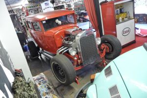 classic Ford Hot Rod by theTobs
