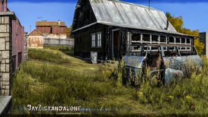 DayZ Standalone Wallpaper 2014 87 by PeriodsofLife