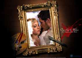Wallpaper Klaroline by KCV80