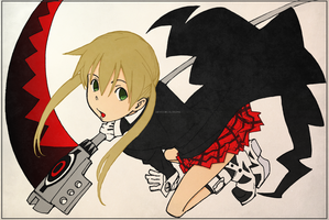 Maka Albarn by Abyss-Chaos