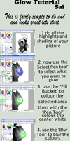 Glow Tutorial For SAI by Bloodfire09